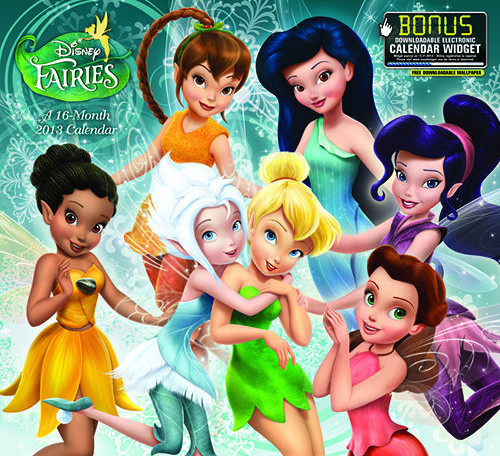 Disney Fairy Calendars 2017