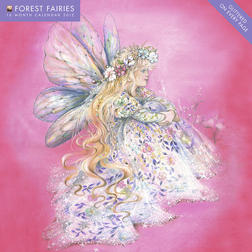Flower and Forest Fairies Calendars 2017