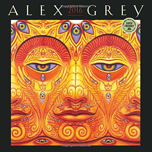 Alex Grey Wall Calendars 2017