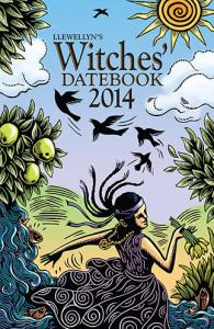 Llewellyn Witch Datebook