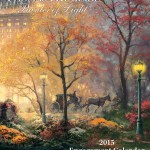 thomas kinkade painter of light bible