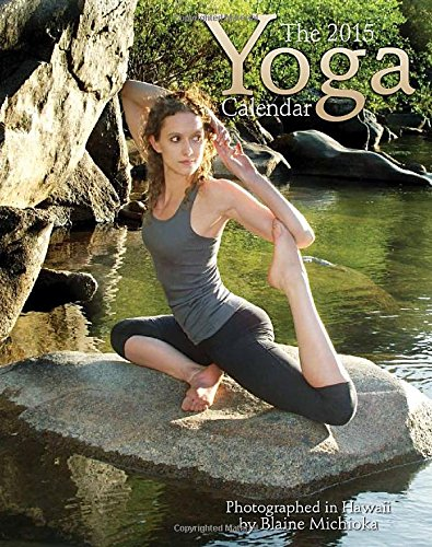 Yoga in Hawai Wall Calendar