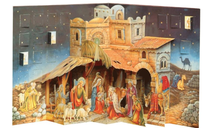 Storybook Advent Calendars 2017