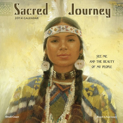 Native American Calendars and Planners 2017