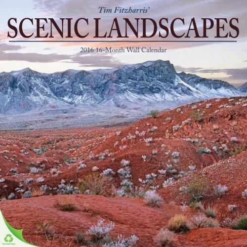 American Scenic Landscapes Calendar