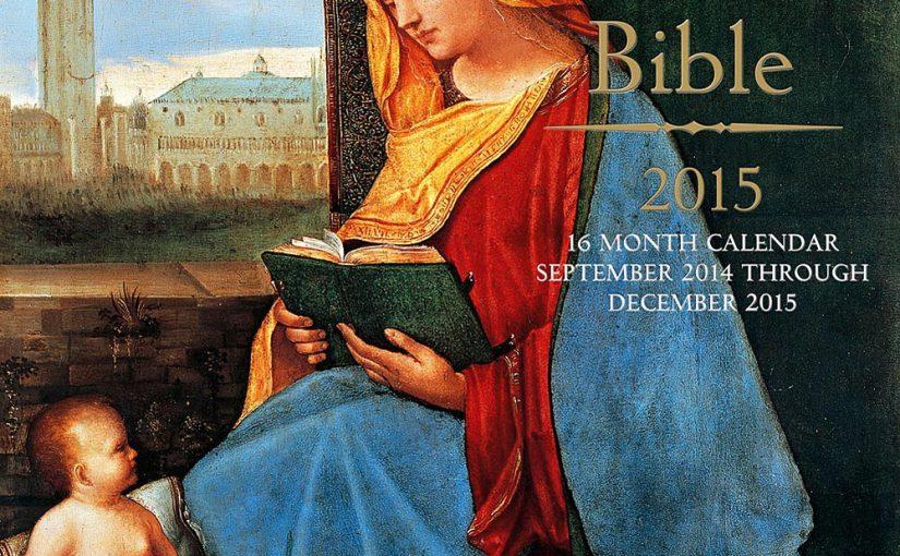 Christian Calendar 2017