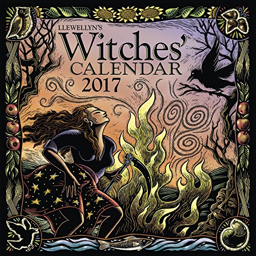 Wiccan Calendar and Planner 2017, 2018
