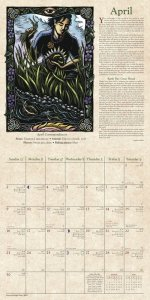 Wiccan Calendar and Planner 2019, - Unique Calendars Blog 2019