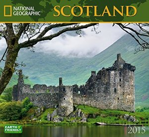 Nationla Geographic Scotland calendar