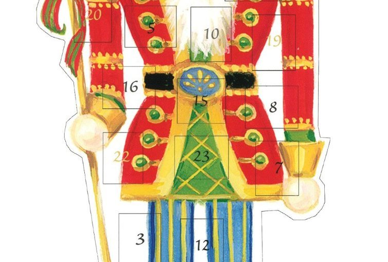Nutcracker Advent Calendar 2017