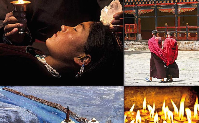 Tibet Wall Calendars and Desk Calendars 2017