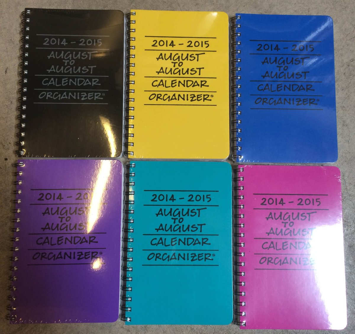 Best 2019 Planners, Day Planners, Weekly & Daily Agenda Books