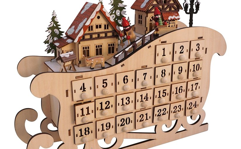 Adult Advent Calendar 2017