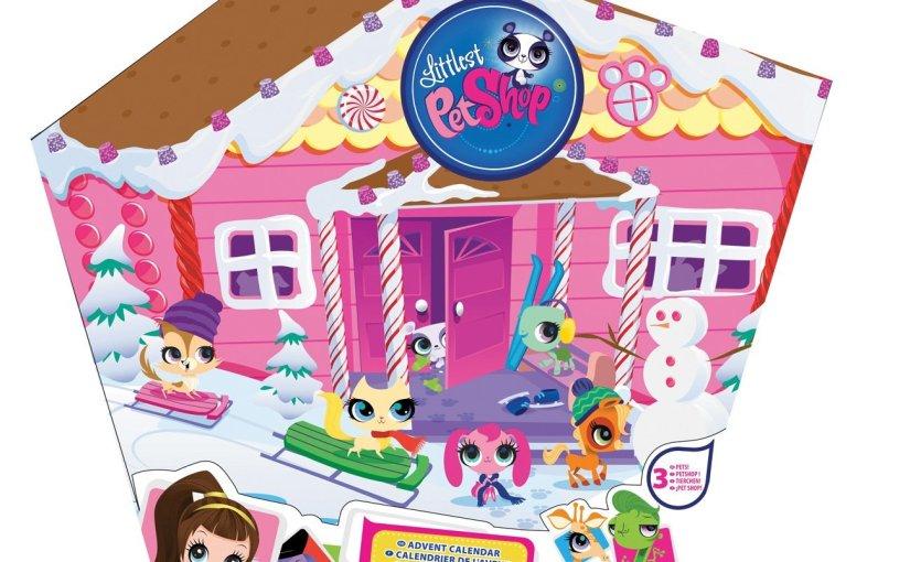 Littlest pet shop advent calendar 2019,