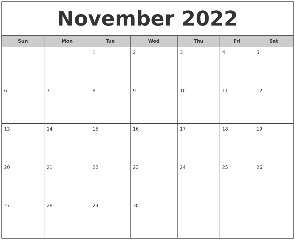 The calendar of events lists these seminars and programs. December 2022 Calendar Pages