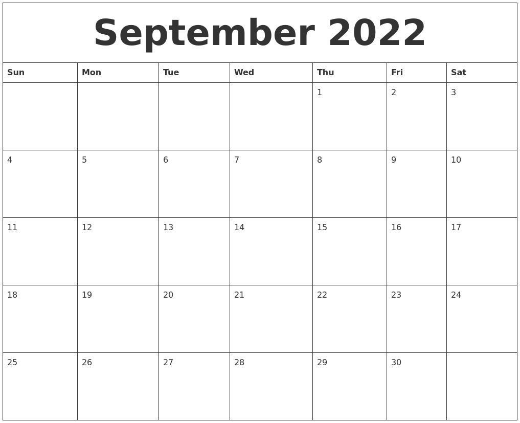 Image Result For Create Printable Calendar