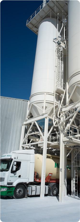 Carbonate de Calcium Précipité (PCC) non enrobé