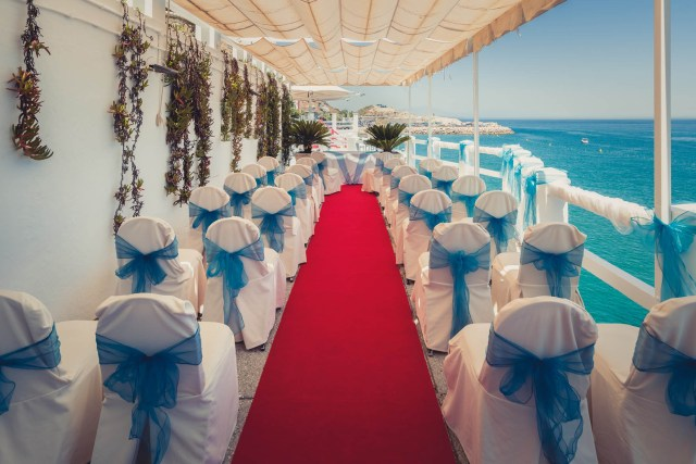 weddings & banquets venues packages in gibraltar | the