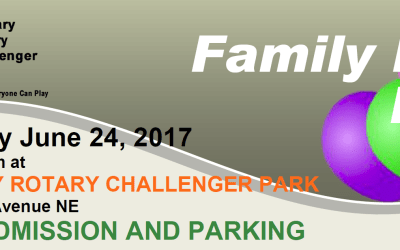 Calgary Events: Family Fun Day at the Park