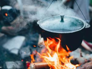 Camping Food That's Better Than  Hot Dogs
