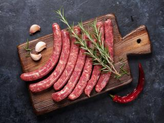 Halal Chicken/Beef Sausage and Burgers Available
