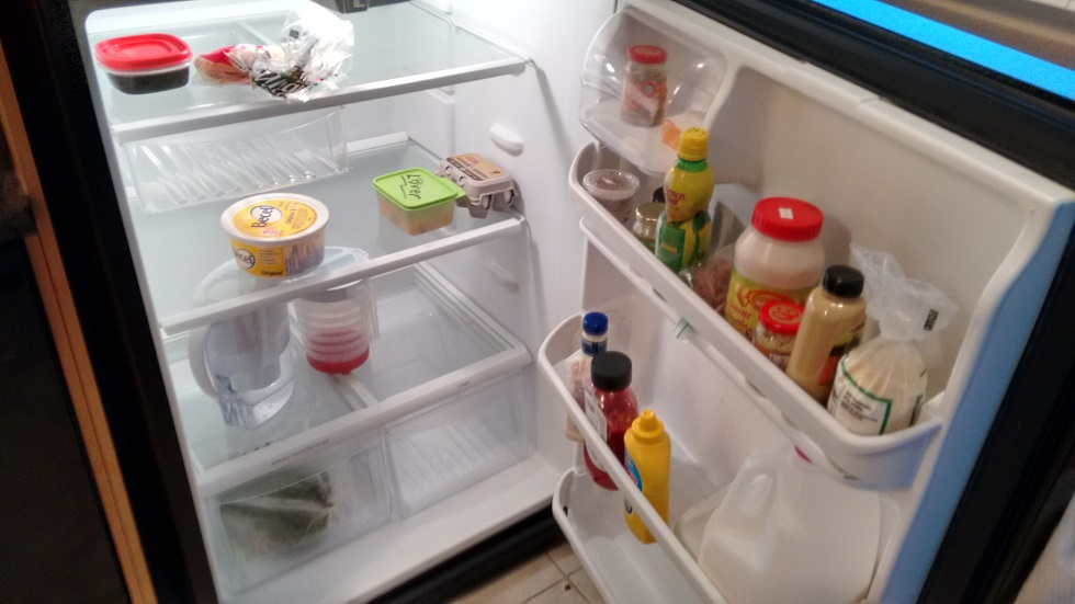 Client Fridge