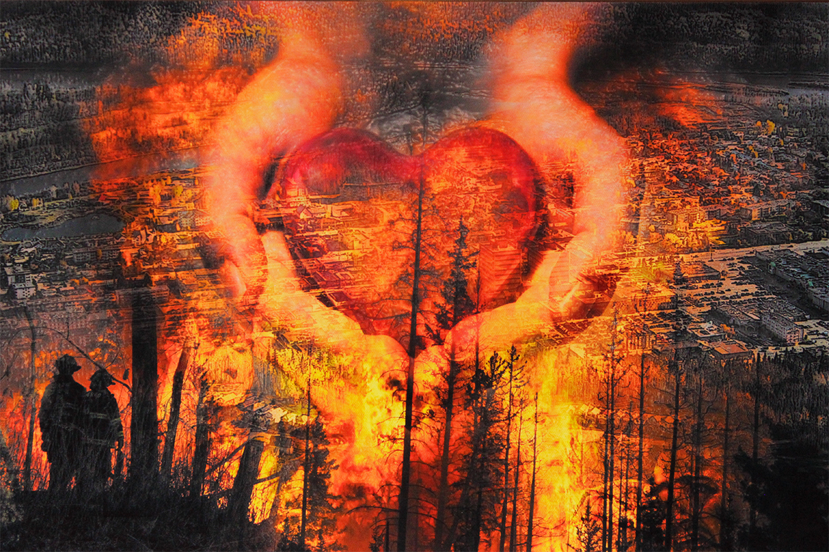 A Burning Love - Gary Duits