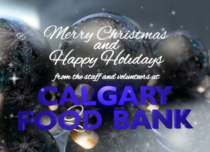 Most Needed Food Bank Items Calgary