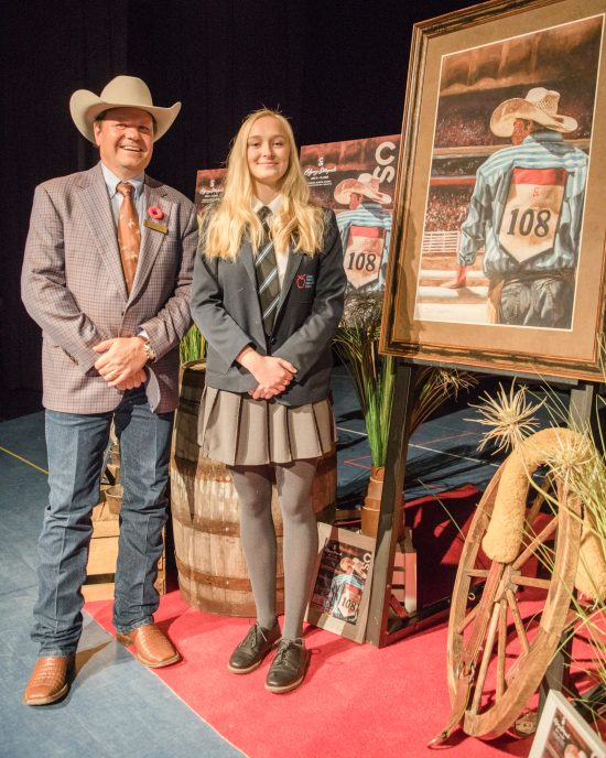 A Stampede Memory Brought To Life The Inspiration Behind