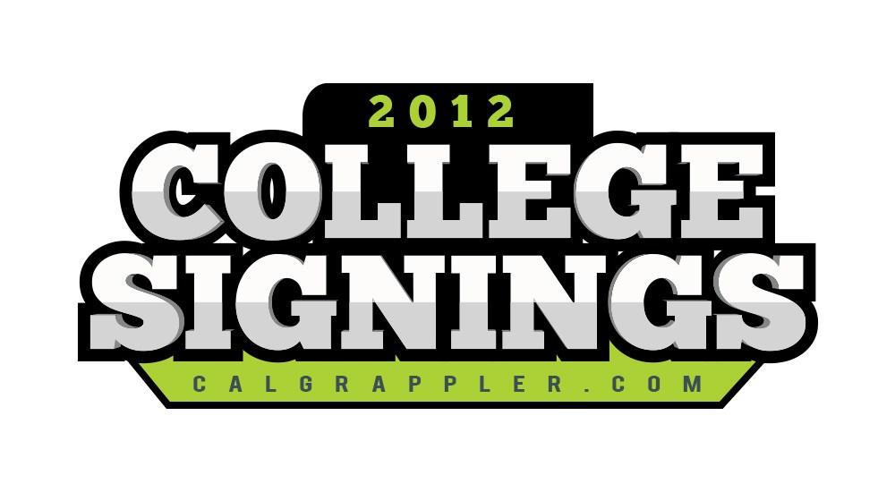 California College Signings 2012