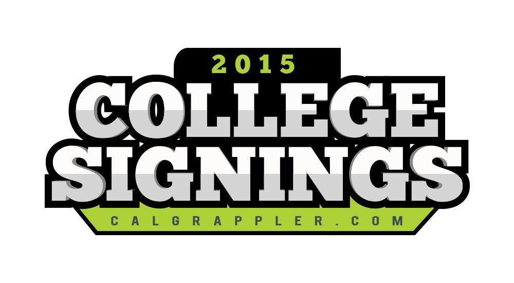 California College Signings 2015