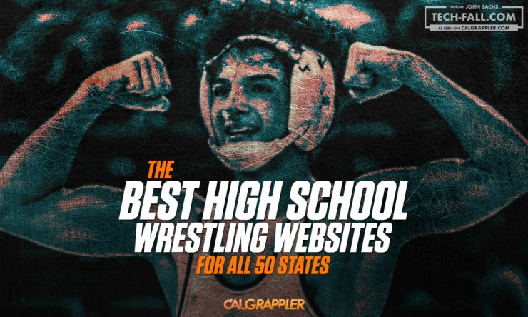 The Best High School Wrestling Website for all 50 States