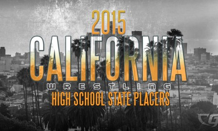 2015 California State High School Wrestling Results