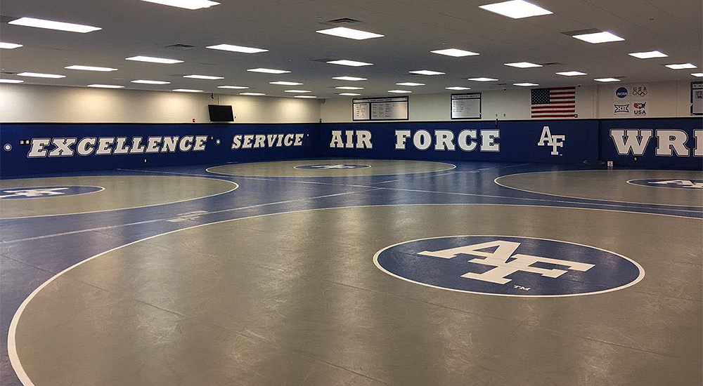 Air Force Wrestling
