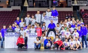 Buchanan Wrestling - 2017 CIF State Wrestling Champions