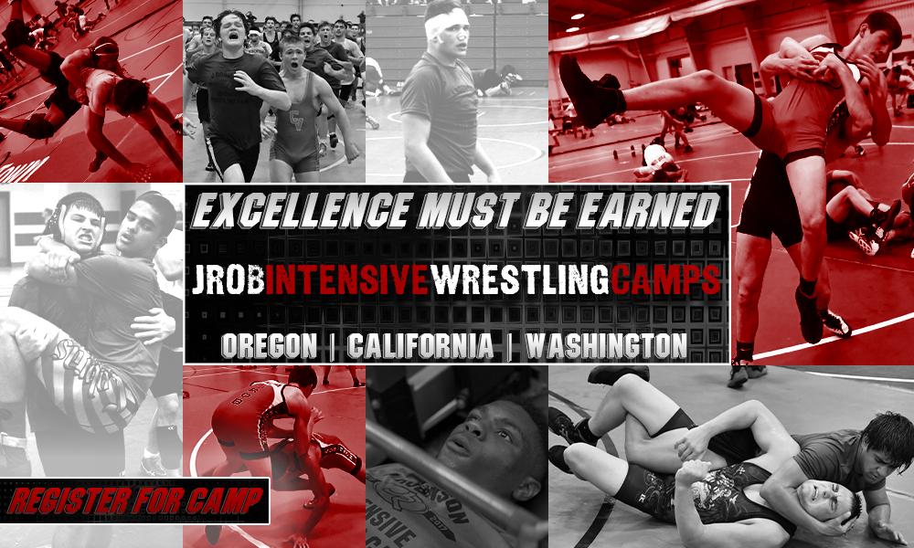 J Robinson - JROB Intensive Wrestling Camps