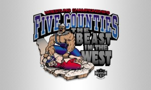 Five Counties Wrestling - The Beast in the West