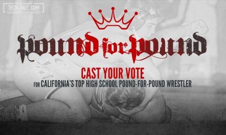 California Wrestling Best pound-for-pound