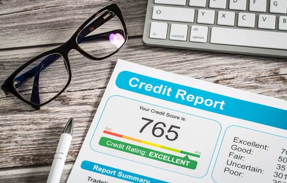 How does your credit score compare to the average homebuyer?