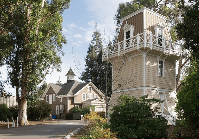 Atherton wealthiest city in U.S.; California has 23 on the top 100 list