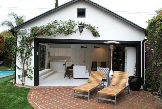 The California Dream?Converting garages into homes