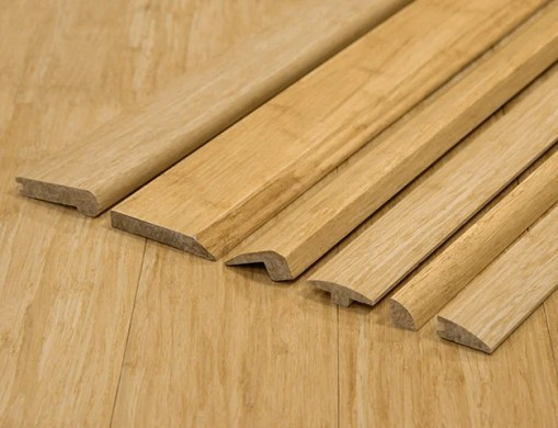 Cali Bamboo Flooring Accessories  Trim   Moldings Tips for Installing Accessories