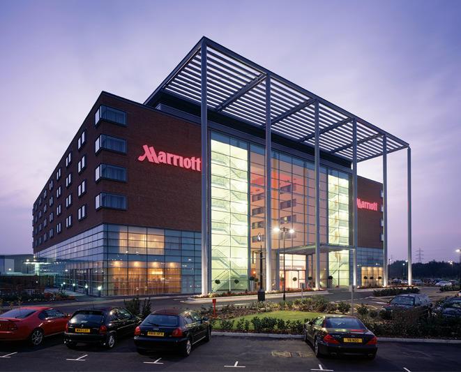 Marriott Hotel Leicester