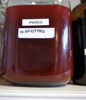 olio madre di iperico
