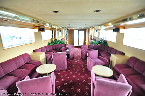 Freeport Princess Caliber Dinner And Dance Boat Party