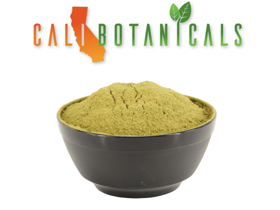 Buy Yellow Vein Kratom Powder Online Cali Botanicals