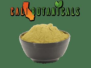 Yellow Vietnam Cali Botanicals Premium Kratom Powder