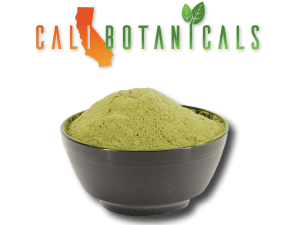 White Horned Leaf Kratom Powder