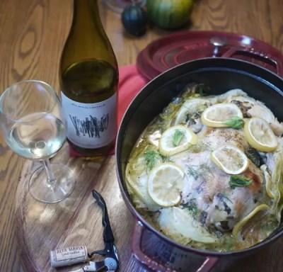 Winter Squash Chardonnay Risotto recipe