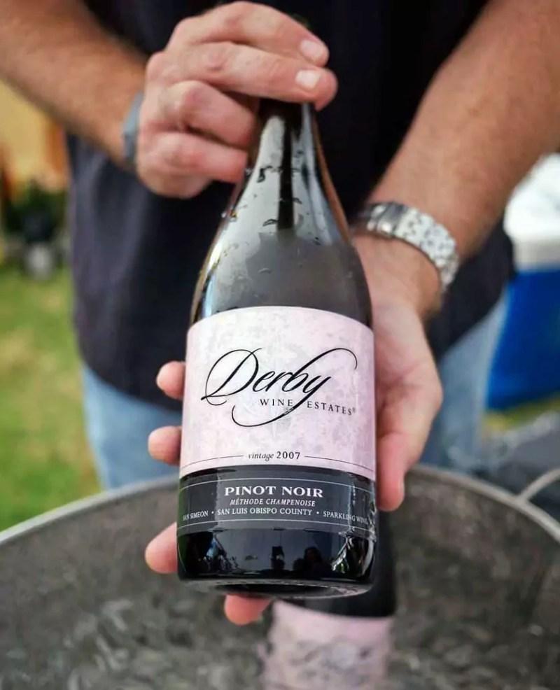 Derby Paso Robles Sparkling Wine